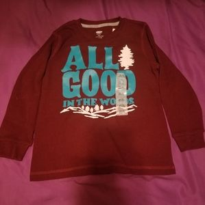 All good in the woods thermal